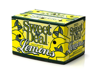 Lemon Carton Choice