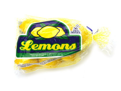 Lemon Combo Bag 2 lbs.