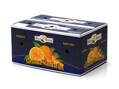 Mandarin Half Bushel