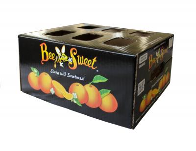 Navel Orange Third Carton 13# - Fancy Grade