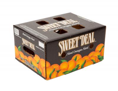Navel Orange Carton 10# (Choice Grade)