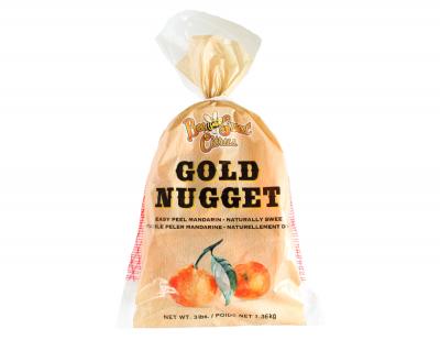 Gold Nugget 3# Half & Half Bag