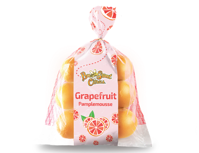 Grapefruit Half and Half Bag - 3#, 5#, 8#