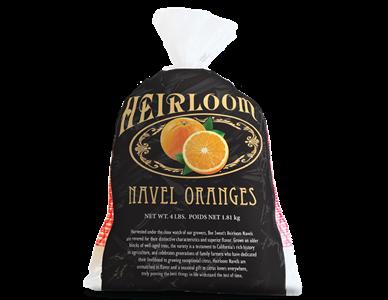 Heirloom Navel Bag - 4#