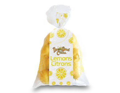 Lemon Half and Half Bag (Choice) - 2#, 3#