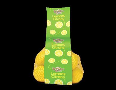 Lemon High Graphic Bag