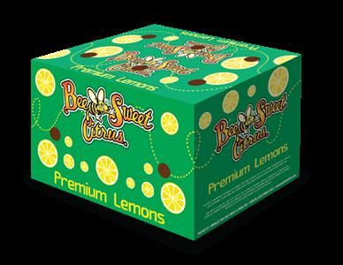 Lemon Standard Carton (Fancy) - 40#