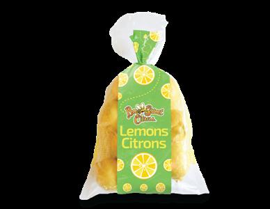 Lemon Half and Half Bag (Fancy) - 2#, 5#