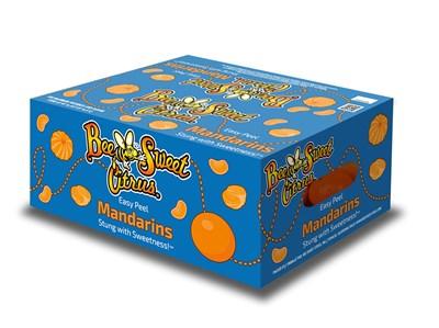 Mandarin Carton - 20#