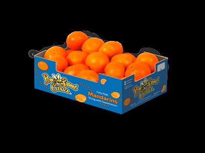 Mandarin 4-5 Open Tray - (5# Bags Inside)