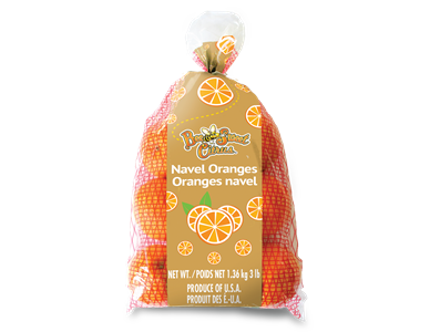 Navel Orange (Fancy) Bag - 3#, 4#, 5#