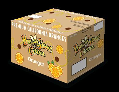 Orange Standard Carton (Fancy) - 40#