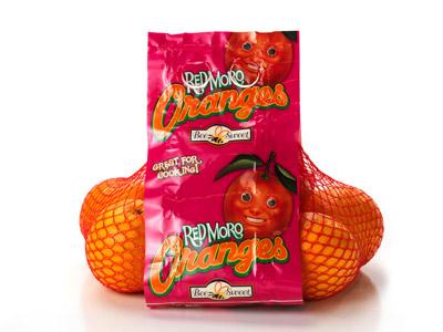 Blood Orange High Graphic Bag 2#, 3#