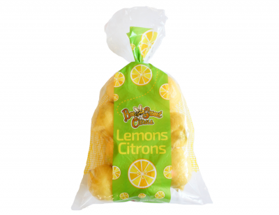 Lemon Fancy Half and Half Bag 2 lbs.