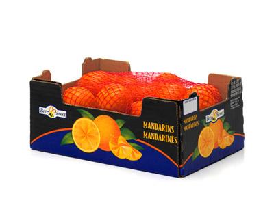 Mandarin 4-5 Open Tray (5 lb. bags inside)