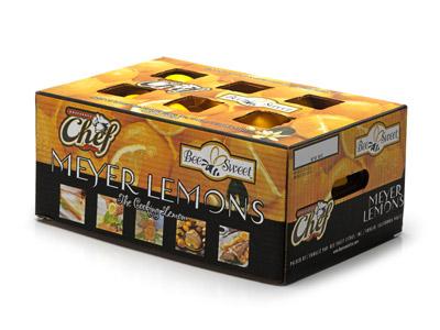 Meyer Lemon Half Carton