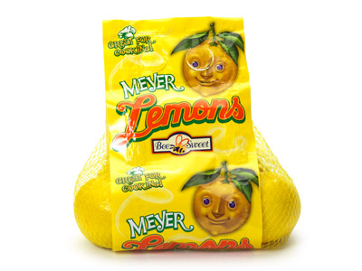 Meyer Lemon High Graphic Bag