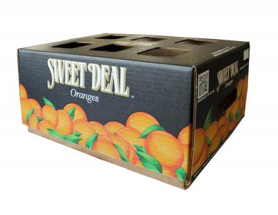 Navel Orange Third Carton 13# - Choice Grade